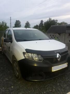 Renault Logan II, 2017 г.