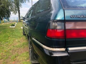 Citroen Xantia X1, 1997г.