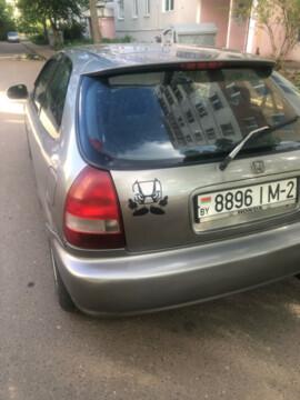 Honda Civic VI, 1998 г.