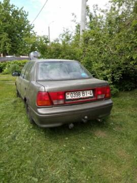 Suzuki Swift II, 1994г.