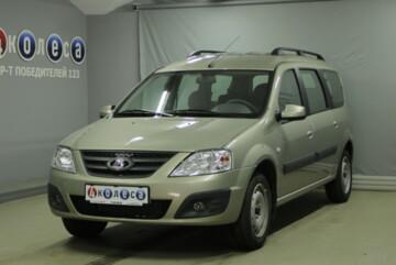 Lada (ВАЗ) Largus, 7мест, 2021г.
