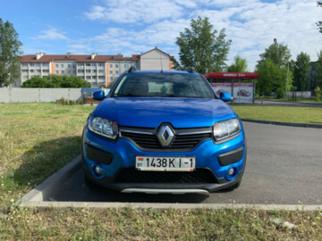 Renault Sandero II, 2016г.