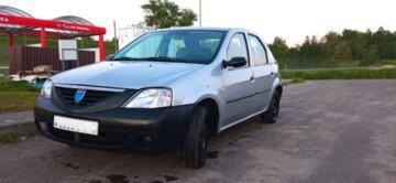 Dacia Logan I, 2008г.