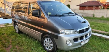Hyundai H-1(Starex) I, 2004г.