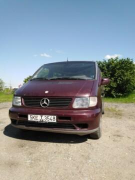 Mercedes-Benz Vito W638, 1997г.