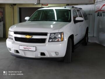 Chevrolet Suburban X, 2012г.