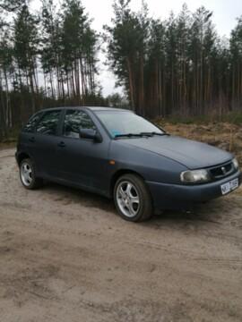 SEAT Ibiza II, 1998г.