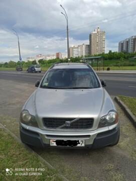 Volvo XC90 I, 7мест, 2006г.