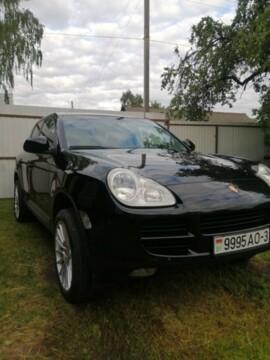 Porsche Cayenne 955, 2005 г.