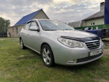 Hyundai Elantra HD, 2007г.