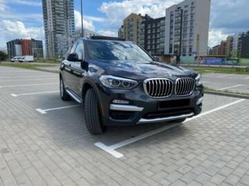 BMW X3 G01, 2018г.