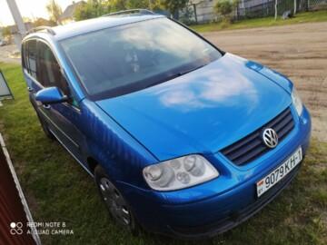 Volkswagen Touran I, 2003г.