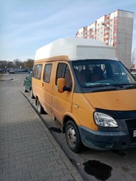 ГАЗ 3221, 2006г.