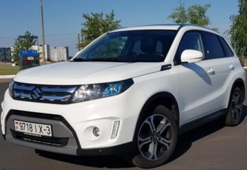 Suzuki Vitara IV, 2016г.