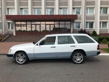 Mercedes-Benz E-Класс W124, S124, C124, A124, 1991г.