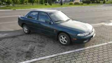 Mazda 626 GE, 1995г.