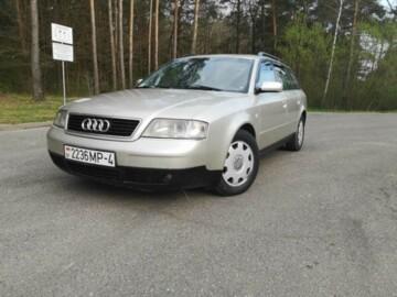 Audi A6 C5, 1999г.