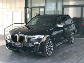 BMW X7, 7мест, 2020г.