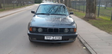 BMW 5 серия E34, 1993г.