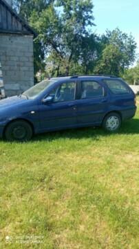 Fiat Palio I, 1998г.
