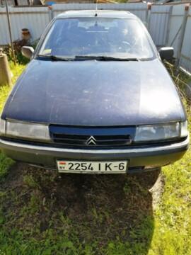 Citroen Xantia X1, 1995г.