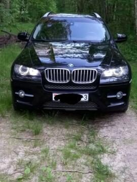 BMW X6 E71, 2009г.