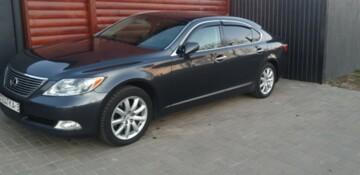 Lexus LS IV, 2008г.