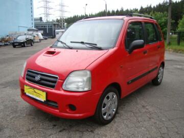 Suzuki Wagon R+ II, 2001г.