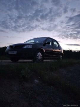 Dacia Logan I, 2007г.