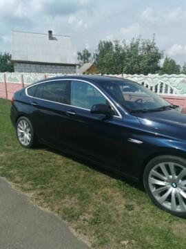 BMW 5 серия F07 (GT), 2010г.