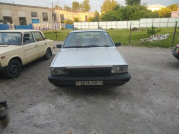 Volkswagen Passat B2, 1986г.