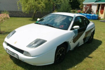 Fiat Coupe, 2000г.