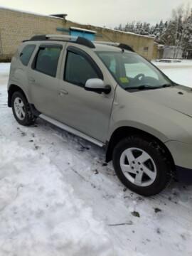 Dacia Duster I, 2011г.