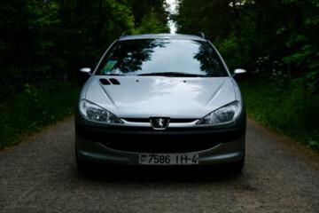 Peugeot 206 I, 2003г.
