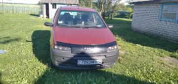 Fiat Punto II, 1999г.