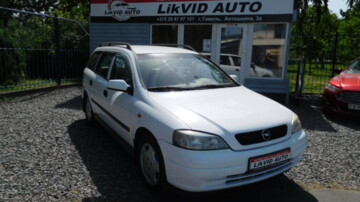 Opel Astra G, 1998г.