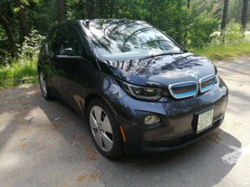 BMW i3 I01, 2015г.