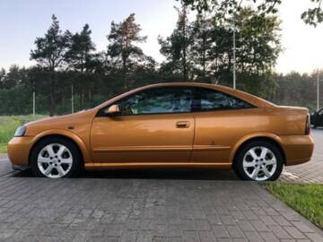 Opel Astra G, 2000г.