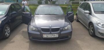 BMW 3 серия E90, E91, E92, E93, 2005г.