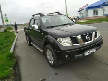 Nissan Navara D40, 2010г.