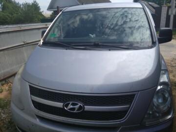 Hyundai H-1(Starex) II, 2008г.