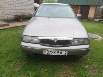 Lancia Kappa, 1998г.