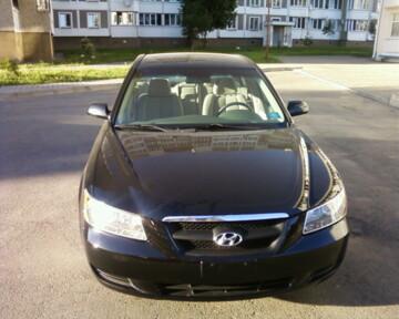 Hyundai Sonata NF, 2006г.