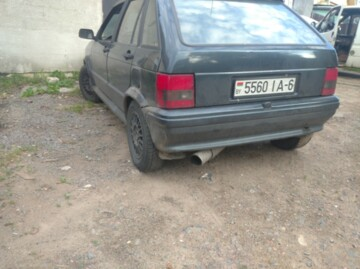 SEAT Ibiza I, 1992г.