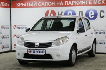Dacia Sandero I, 2009г.