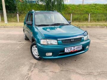 Mazda Demio DW, 2000г.