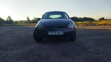 Ford Ka I, 1998г.