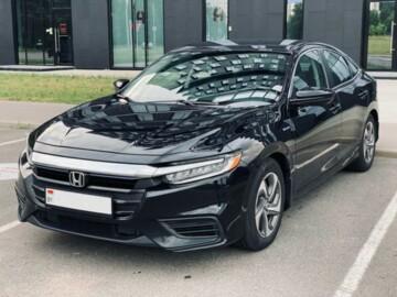 Honda Insight III, 2018г.