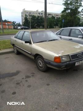 Audi 100 С3, 1986г.
