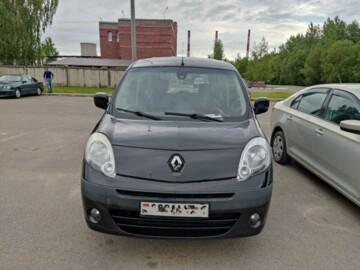 Renault Kangoo II, 2012г.